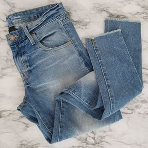 Mossimo boyfriend fit jeans size 0/25